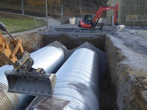 Activités VRD, terrassement, assainissement au Pays Basque