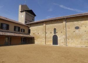 Travaux abbaye Lahonce