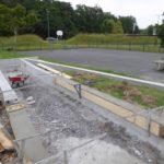 Création de la rampe d'accès - Collège Chantaco Saint Jean de Luz
